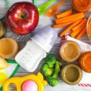 離乳食完了期(1歳~1歳6カ月ごろ)の食事の量の目安や食材、レシピ、進め方のポイント