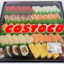 【コストコ】大活躍!おうちでのんびり外食気分♪コスパ最強コストコ寿司