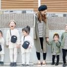 ユニ、GU使いがすごい!3児ママaikoさんのプチプラオソロコーデ