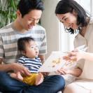 【医師監修】赤ちゃんの絵本の読み聞かせはいつから? 効果とコツを紹介