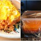フライパン不使用!絶品オムライスをレンジで作る方法|つくおき食堂まりえ