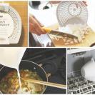 【ニトリ】コレ考えた人に拍手…!料理に使う「チリトリ」が便利すぎる件