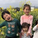 今、すごい瞬間見たかも! 4人の子どもたちの成長を見届けられるのが幸せです