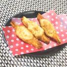 【離乳食完了期】鶏ひき肉とれんこんのプチ春巻き