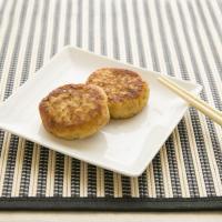 【離乳食後期】豆腐ハンバーグ