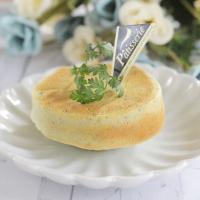 【離乳食完了期】米粉のチーズケーキ