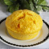 【離乳食後期】かぼちゃたっぷり♡大きな蒸しパン