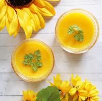 【離乳食後期】寒天オレンジゼリー