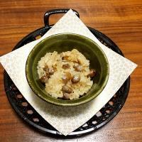 【離乳食後期】炒り豆ご飯