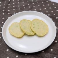 【離乳食後期】枝豆のおやき