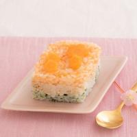 【離乳食完了期】ひな寿司