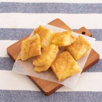 【離乳食後期】豆乳きな粉フレンチトースト