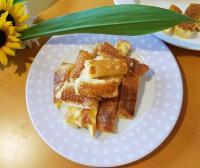 【離乳食後期】ベビーフレンチトースト
