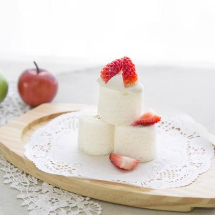 【離乳食完了期】ロールバナナケーキ