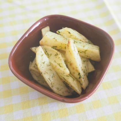 【離乳食後期】のり塩ポテト