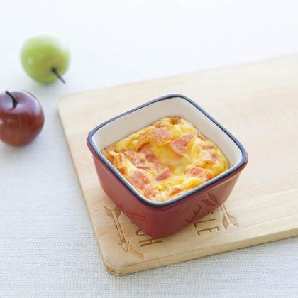 【離乳食完了期】トマト玉子ココット
