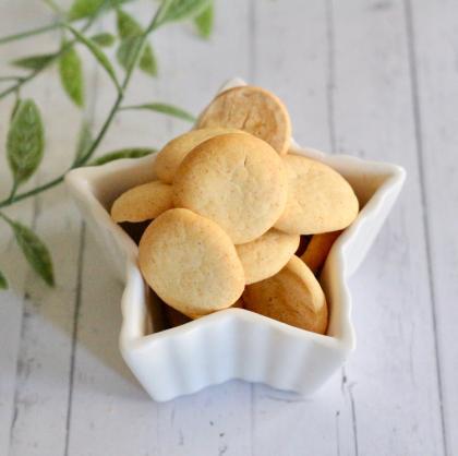 【離乳食完了期】混ぜるだけきな粉クッキー