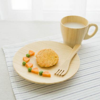 【離乳食完了期】にんじんメインのカロチンハンバーグ