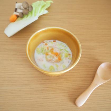 【離乳食後期】ごま豆乳鍋