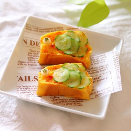 【離乳食完了期】お野菜パウンドケーキ