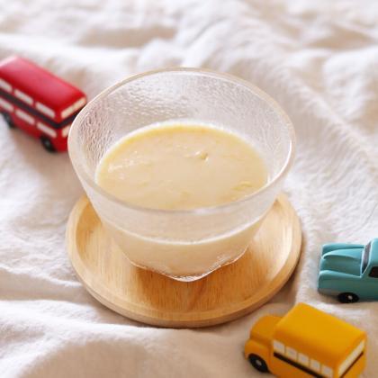 【離乳食中期】コーンクリームスープ