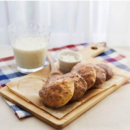 低糖質のドイツパン風ブレッド