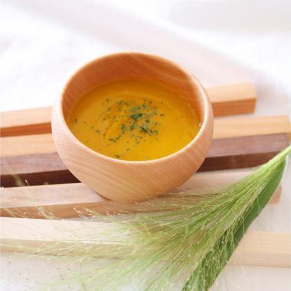 【離乳食完了期】かぼちゃのポタージュスープ