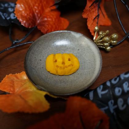 【離乳食後期】かぼちゃのおやき