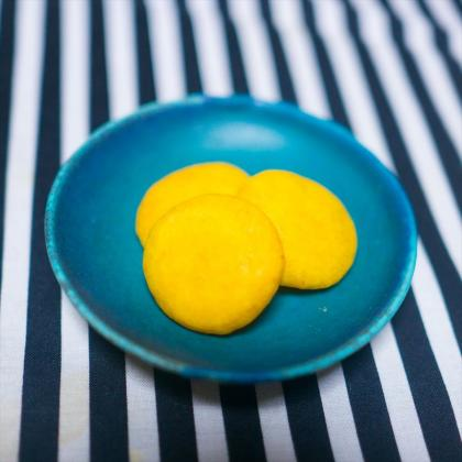 【離乳食完了期】かぼちゃのソフトクッキー