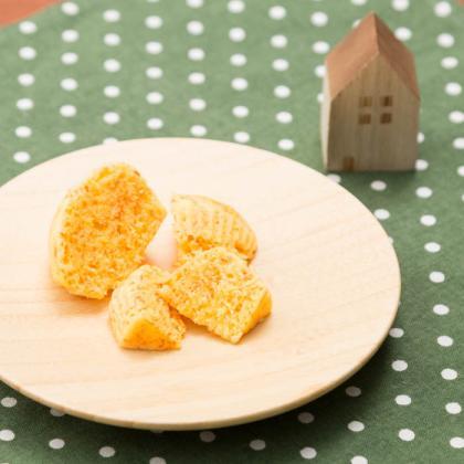 【離乳食完了期】にんじん蒸しパン