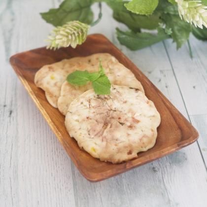 【離乳食完了期】ツナと野菜のふわふわお好み焼き