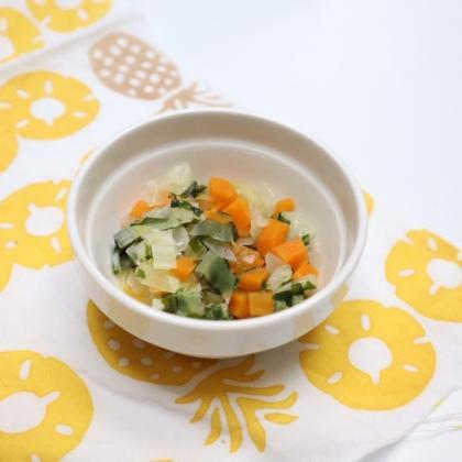【離乳食中期】野菜ミックス
