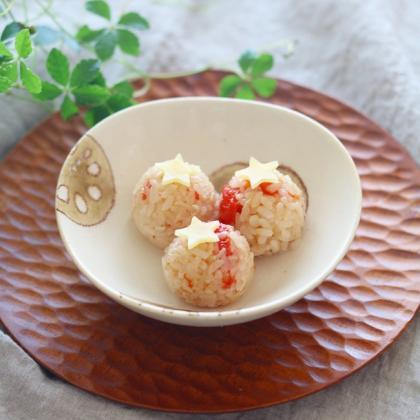 【離乳食完了期】野菜スープの炊き込みご飯