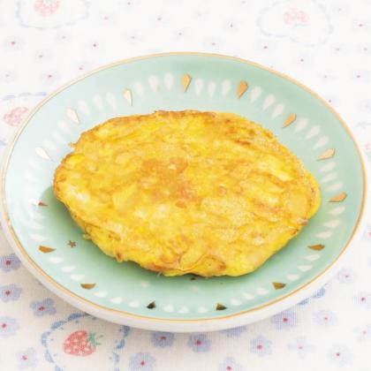 【離乳食後期】さばの豆腐ハンバーグ