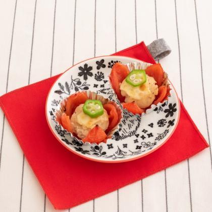 【離乳食完了期】ミニトマトのオーブン焼き