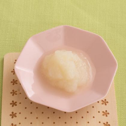【離乳食初期】かぶのやわらか煮