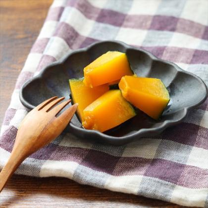 【離乳食中期】超簡単!レンジでかぼちゃ煮