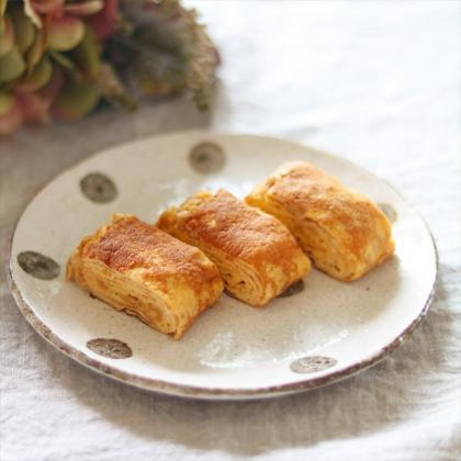 【離乳食後期】栄養満点!納豆入り卵焼き