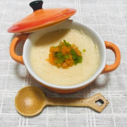【離乳食中期】ツナ缶で作る洋風茶碗蒸し