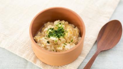 【離乳食完了期】豆腐炒り卵