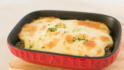 【離乳食後期】フィッシュチーズグラタン