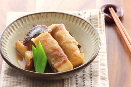 肉巻き高野豆腐