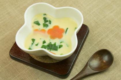 【離乳食】茶碗蒸し