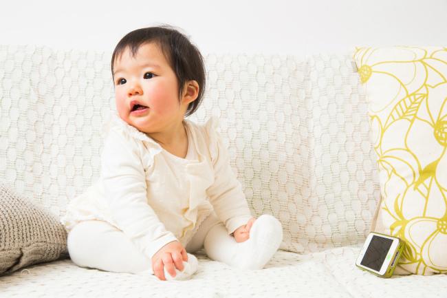 0カ月~1歳6カ月までの体の成長