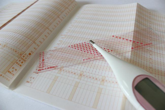基礎体温と妊娠のタイミング