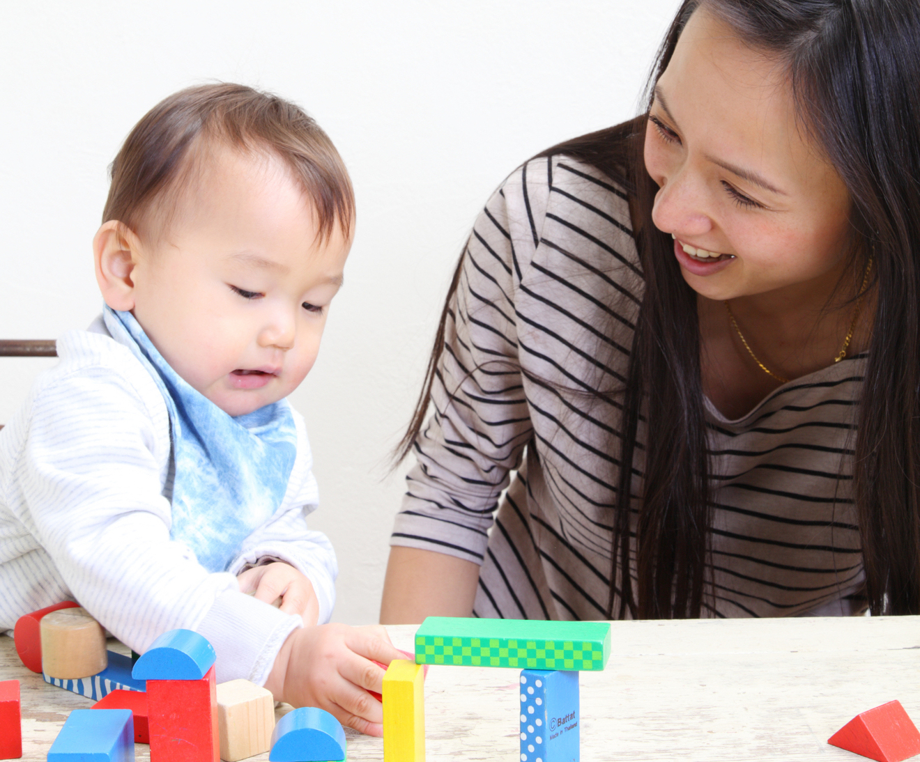 乳児健診でチェックすること《生後1歳6カ月》