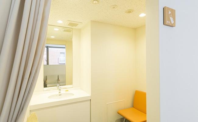 水天宮授乳室のイメージ