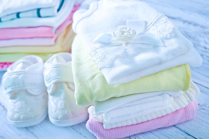 赤ちゃん服イメージ