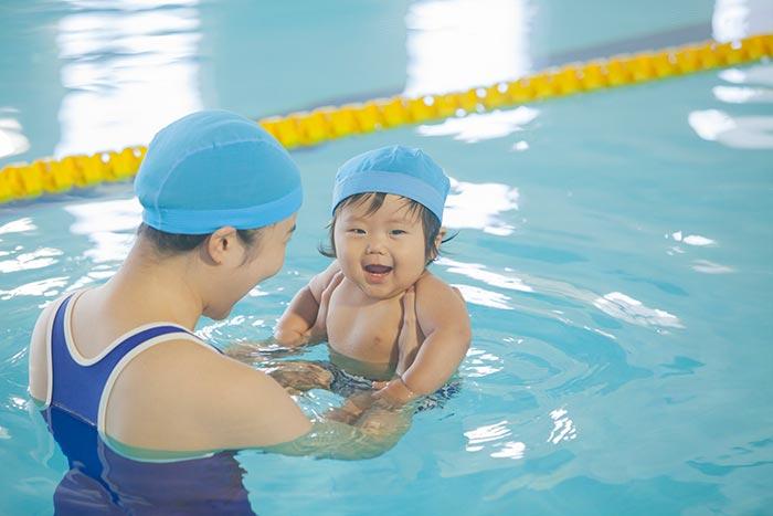 赤ちゃんプール