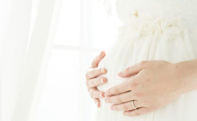 妊婦さん結婚式